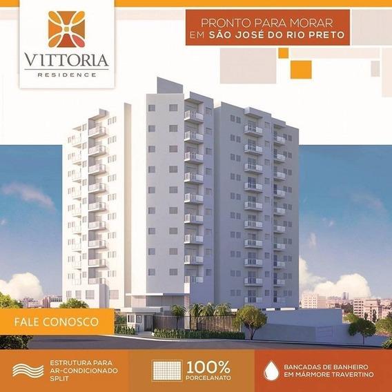 Apartamento Para Venda, 1 Dormitórios, Higienopolis - São José Do Rio Preto - 1387