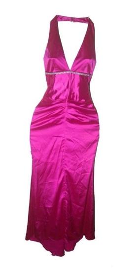 Vestido De Noche Para Mujer Color Rosa