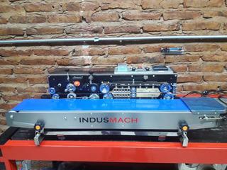 Selladora De Bolsas Semiautomatica - Indusmach - Envasadora