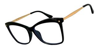 Óculos Para Grau Armação Gatinho