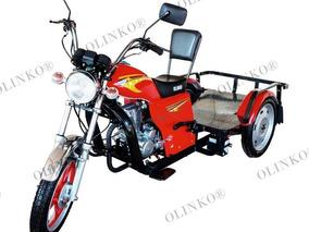 Trimoto Motocarro 200cc Olinko Elige Tu Propósito