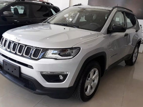 Compass 2.4 Sport Longitude Limited 0km At Anticipo $337.000