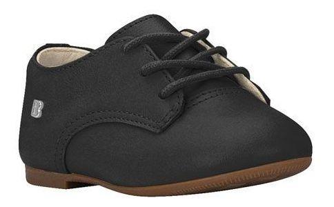 Sapato Infantil Bibi Anjos Joy Preto