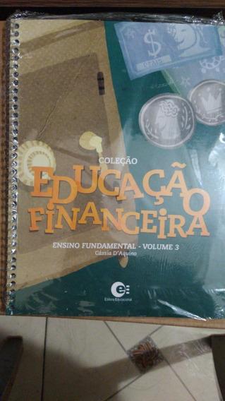 Coleção Educação Financeira - Ensino Fundamental - Vol. 3