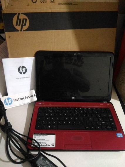 Pc Notebook Hp Pavilion G4-2240br- Corei3, 4gb Win10,hd500gb