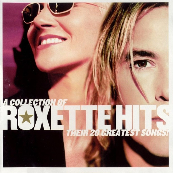 Cd Roxette A Collection Of Their 20 Greatest Songs Openmusic