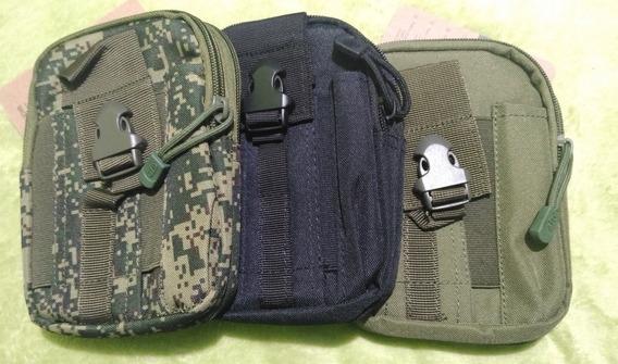 Mochila Táctica Militar Para Cinturón