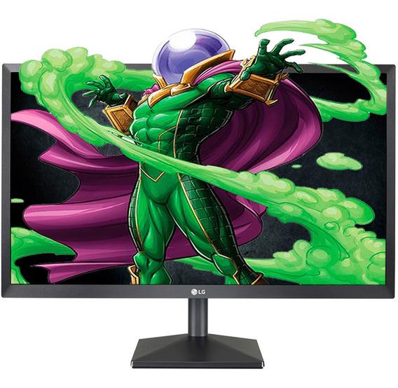 Monitor Lg 24 Ips Full Hd 1920 X 1080 (24mk430h-b) Vga/ Hdmi