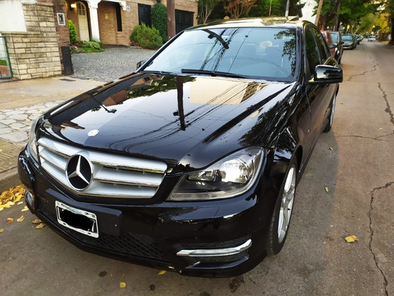 Mercedes Benz C250 Kit Amg At Impecable Unico