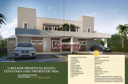 Casa Com 4 Dormitórios À Venda, 201 M² Por R$ 1.163.900,00 - Sunville Stilo - Arujá/sp - Ca1483