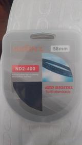 Filtro Nd2-400 Green.l 58mm