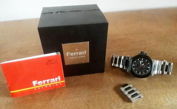 Relógio Ferrari Masculino Original