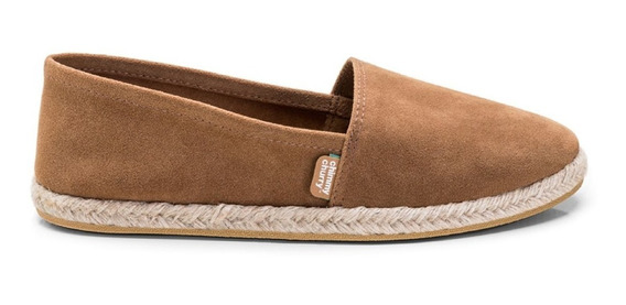 Alpargata Suede Camel Chimmy Churry
