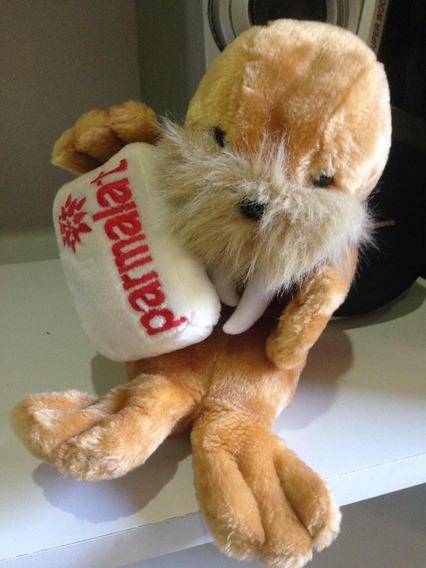 Ursinho Parmalat Leão Marinho