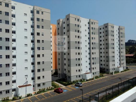 Apartamento A Venda No Bairro Jardim São Luiz Em Jandira - - 009-1