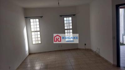 Sobrado Com 3 Dormitórios À Venda, 100 M² Por R$ 420.000 - Jardim Das Indústrias - São José Dos Campos/sp - So0348
