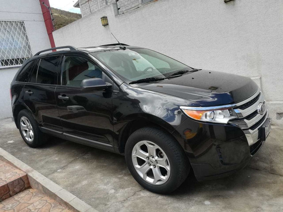 Ford Edge 2014, Motor 3.5, 5 Puertas Color Negro