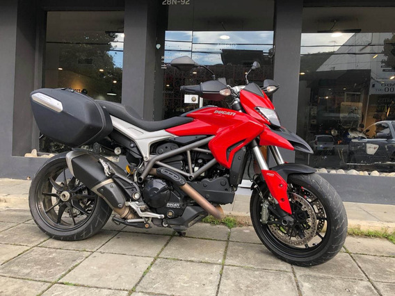 Ducati Hyper Strada 2015