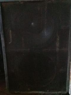 Bafle Sub Woofer Doble 18 2000w