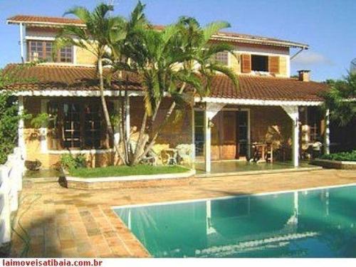Imagem 1 de 10 de Chácara À Venda, 2750 M² Por R$ 2.000.000,00 - Jardim Estância Brasil - Atibaia/sp - Ch0187