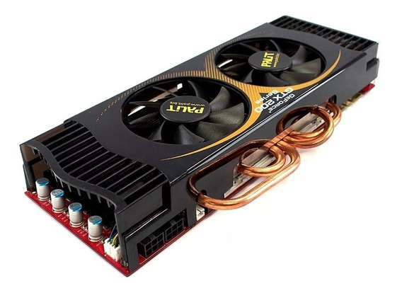 Palit Geforce Gtx 285 1gb Gddr3 512-bit O Cambio Por Celular