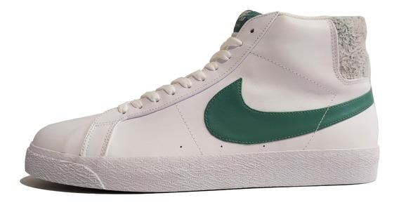 Tenis Nike Sb Zoom Blazer Mid Prm Talla #32cm, Pambo_tenis