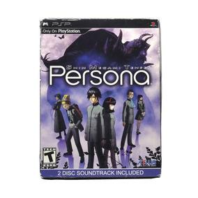 Jogo Shin Megami Tensei: Persona (collector
