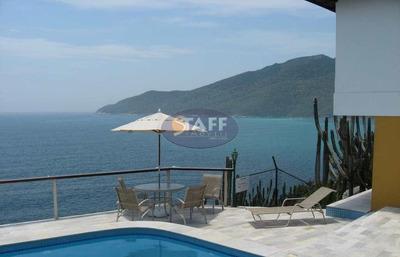 Casa Residencial À Venda, Bairro Pontal Do Atalaia, Arraial Do Cabo-rj. - Ca0474