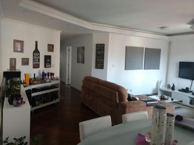 Apartamento Com 3 Dormitórios À Venda, 115 M² Por R$ 750.000 - Jardim Sao Paulo - São Paulo/sp - Ap4091