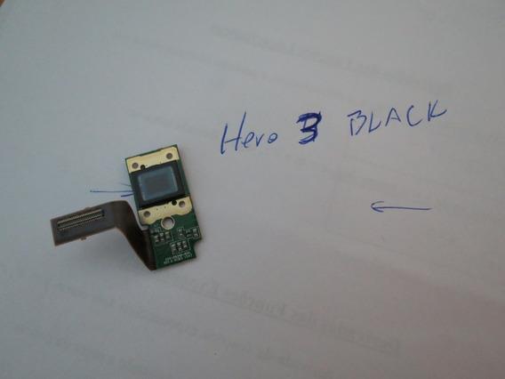 Sensor Ccd Hero 3 Black - Gopro Go Pro Camera Lente Display