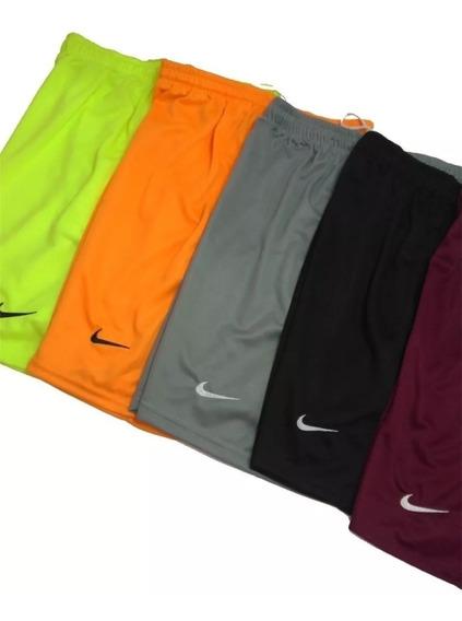 Short De Hombre Deportivo (3 Shorts Por Sólo)
