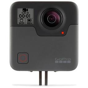 Câmera De Ação Gopro Fusion Chdhz-103 18mp 5.2k Captura 360