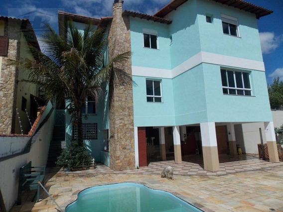 Casa Com 4 Dormitórios À Venda, 420 M² Por R$ 1.300.000 - City Bussocaba - Osasco/sp - Ca1156