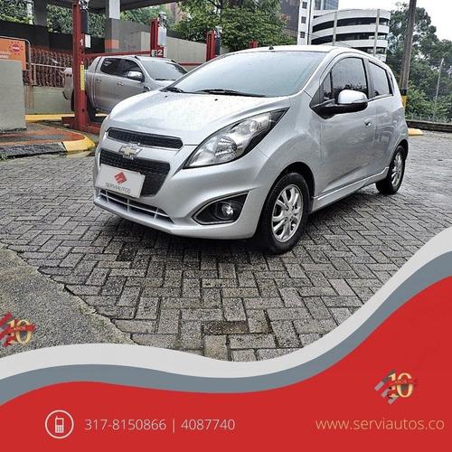 Chevrolet Spark Gt Ltz 1.2 Mt 2014