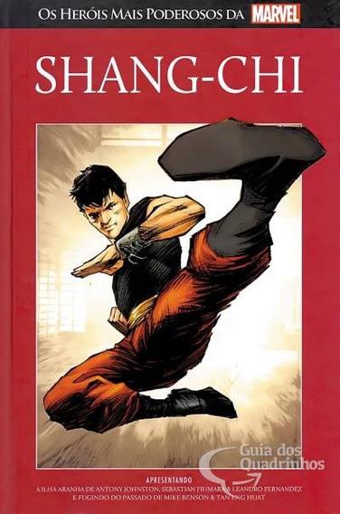 Salvat Heróis Mais Poderosos Da Marvel N° 42 - Shang-chi