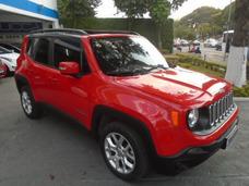 Jeep Renegade 2.0 Longitude 4x4 Aut. 5p Diesel 2016