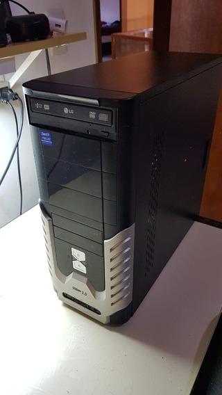 Computador Celeron 2.8ghz Completo Placa-mãe Processador Hd