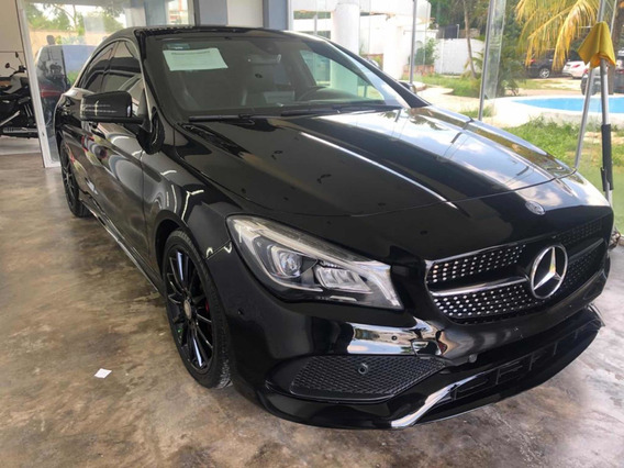 Mercedes-benz Clase Cla 2.0 250 Cgi Sport At 2017