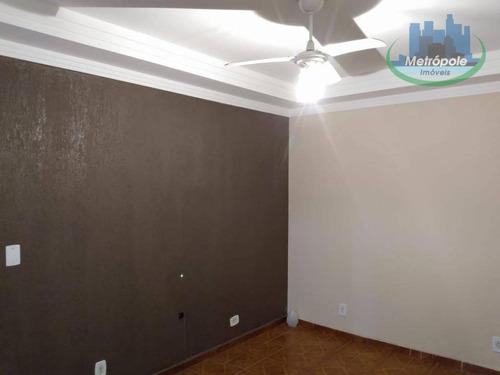 Apartamento À Venda, 55 M² Por R$ 130.000,00 - Jardim Cocaia - Guarulhos/sp - Ap1257