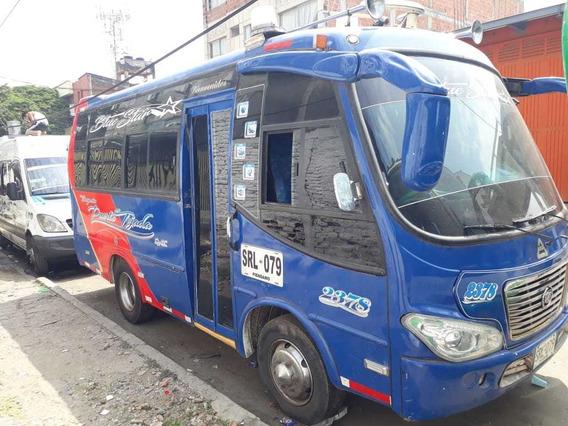 Micro-bus Publico Afiliado A Transportes Puerto Tejada.