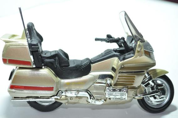 Coleccion De Moto Honda Gold Wing 1.18