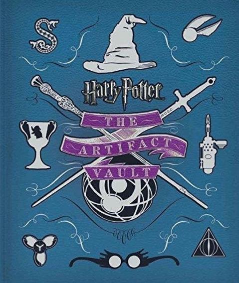 Harry Potter The Artifact Vault - Livro Importado Em Inglês