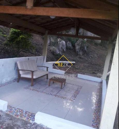 Imagem 1 de 29 de Chácara Com 7 Dormitórios À Venda, **2600 M²  - São Vicente - Mairiporã/sp - Ch0006