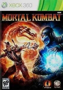 Mortal Kombat Xbox360 Mídia Digital