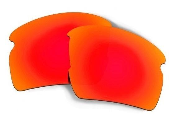 Lentes Hotlentes P/ Flak 2.0 Tds As Cores Proteção Uv 400