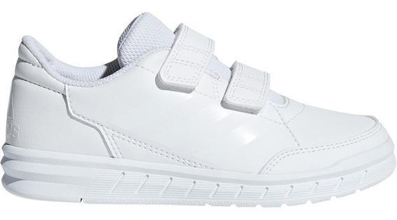 Zapatilla adidas Altasport Para Niños - Blanco