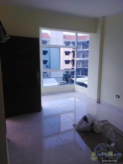 Alquilo Apartamento Nuevo En El Sector El Millón