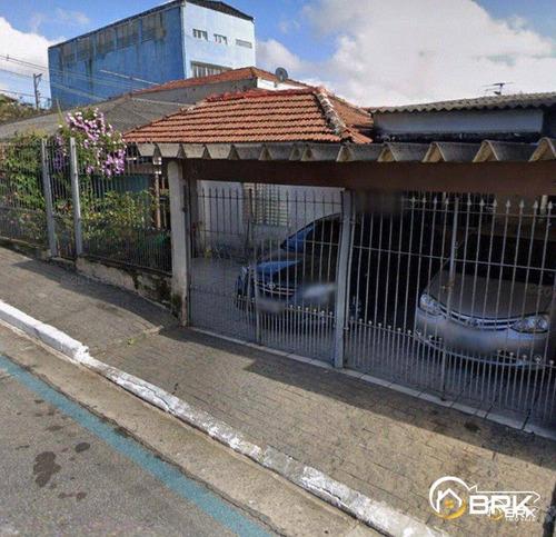 Terreno À Venda, 220 M² Por R$ 340.000,00 - Cidade São Mateus - São Paulo/sp - Te0133