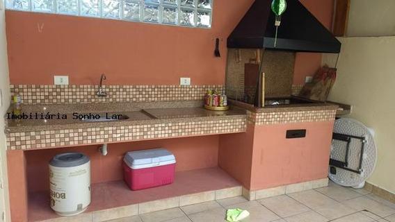 Casa Para Venda Em São Paulo, Jaguaré, 3 Dormitórios, 1 Suíte, 3 Banheiros, 2 Vagas - 8094