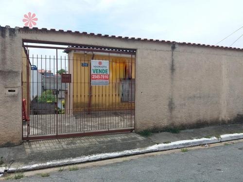 Imagem 1 de 12 de Casa Sobrado Em Pq. Botururssu  -  São Paulo - 52